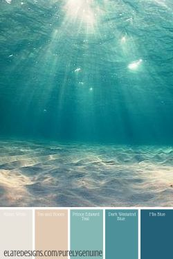 Small Of Turquoise Color Palette