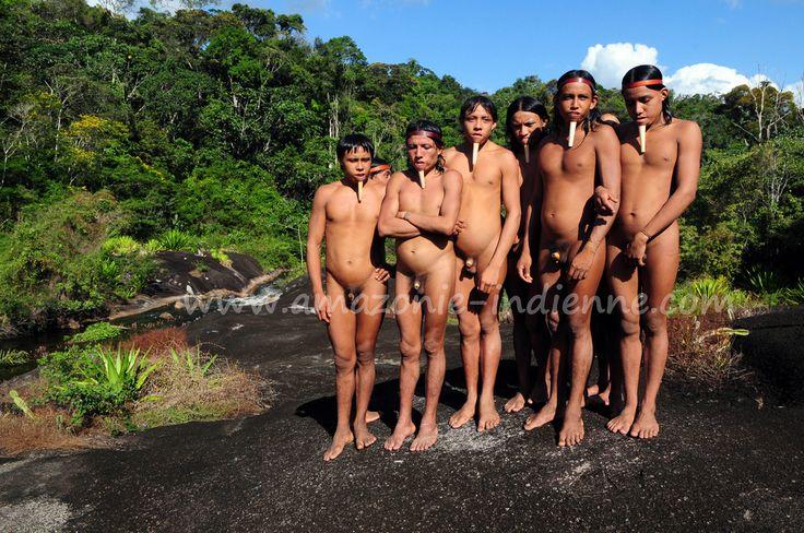 Zoe Tribe Girls Naked