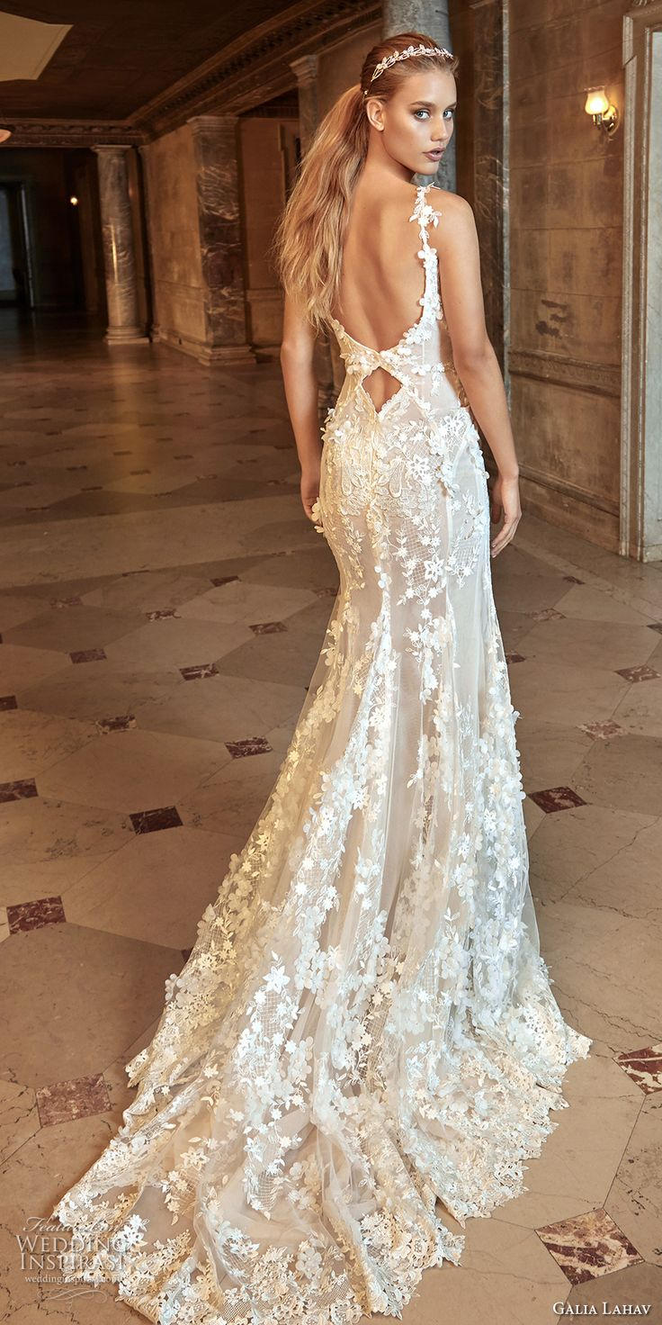 wedding gowns sexy wedding dresses images Beautiful Bridal Dreams are Made of These Galia Lahav Fall Wedding Dresses