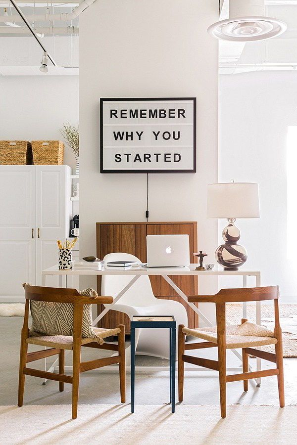 monday motivation 6 home offices that will kickstart your productivity design my office