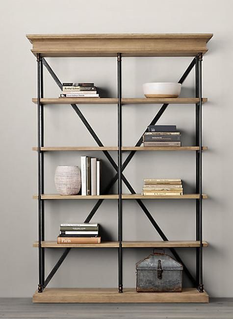 25 plumbing pipe shelving units that fit in with modern interior design iron furniture