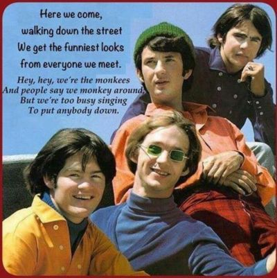 17 Best images about Hey Hey We're The Monkees! on Pinterest | Smart nutrition, Songs and Peter tork