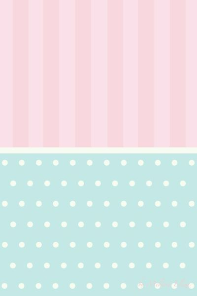 Light pink and blue bg | Cute Phone Wallpaper | Pinterest | Pastel, Dots and Stripes