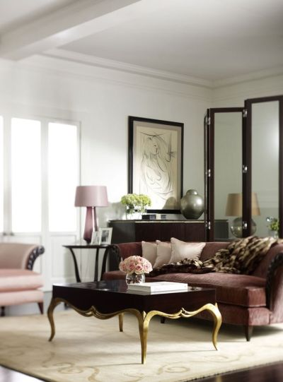 Christopher Guy Table Living Room handcrafted furniture ...