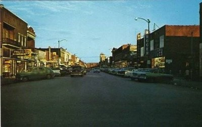 Moberly, MO ~ where I worked in Dowdy's Luncheonette while going to college. I was sad when I ...