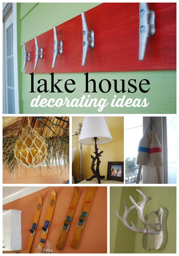Lake House Furniture Ideas. Lake House Decor Ideas To Decorate A Lake On  Budget Using The