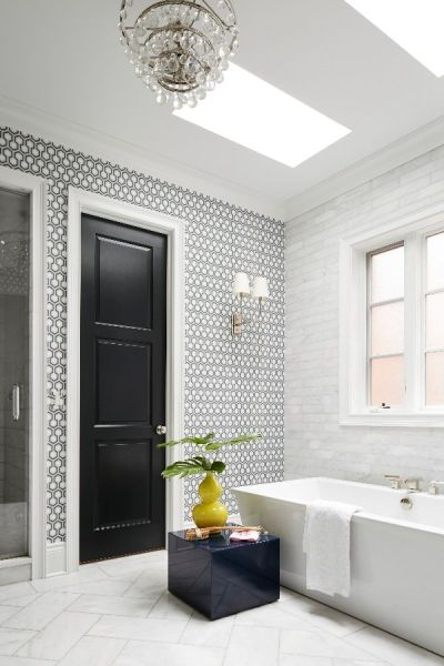 25+ best ideas about Tile design on Pinterest | Backsplash, White tiles and Tile