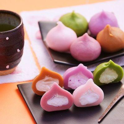 17 bästa idéer om Japanese Sweets på Pinterest | Japanska efterrätter, Japansk mat och Mochi