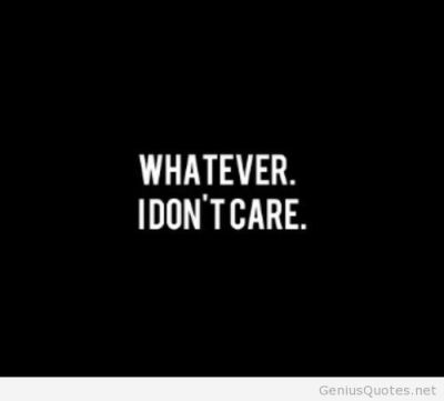 I dont care wallpaper with quote | LIFE ~LET'S BE REAL | Pinterest | Scriptures