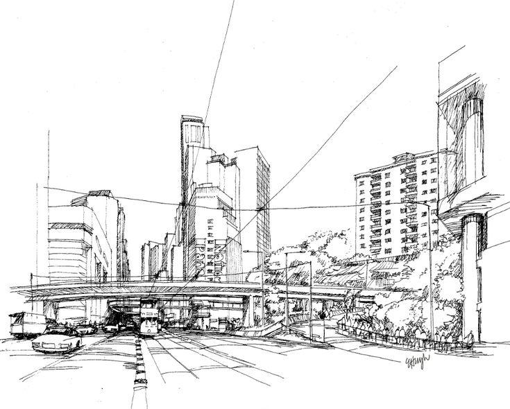 Exellent Architecture Design Sketches H To Ideas