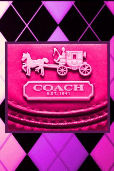 111 best images about coach on Pinterest | iPhone backgrounds, Coach handbags and Chevron