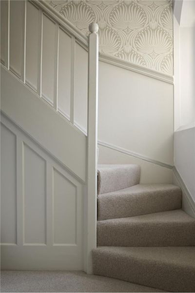 Farrow & Ball Inspiration | Stairs and steps....... | Pinterest | Farrow Ball, Slippers and Lotus