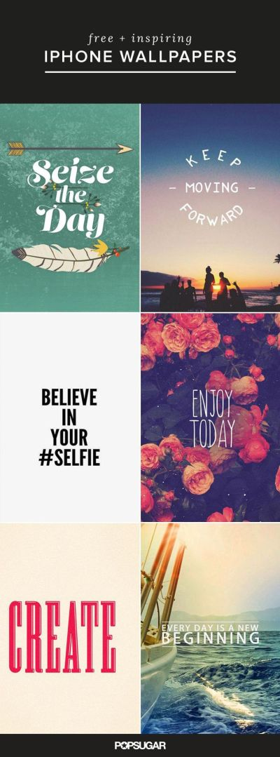 39 iPhone Wallpapers That'll Get You Pumped Every Damn Day   Beautiful, Technology and Cool ...