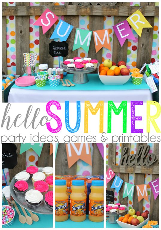 summer party theme ideas for work find your world