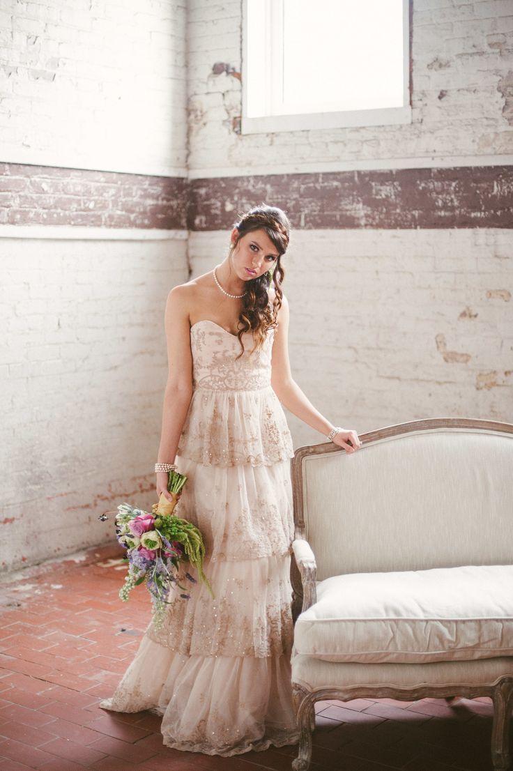 wedding dresses blush pink wedding dresses images about wedding dresses on Pinterest Flapper wedding dresses Lace gowns and Bridal wedding dresses