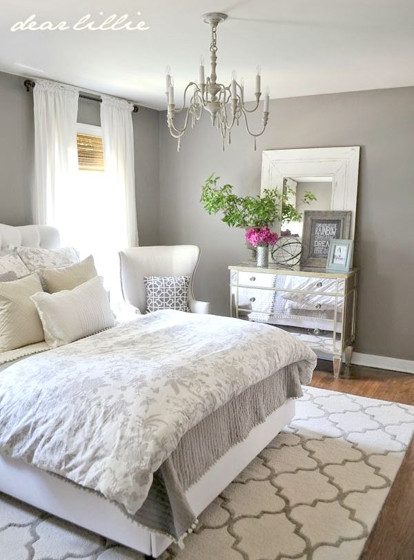 Loads Of Tips For How To Organize Decorate And Add Style A Small Bedroom