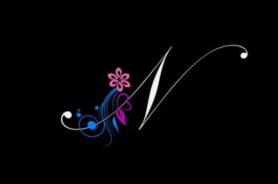 "Alphabet Letter ""N"" HD Wallpapers very beautiful and much Interesting.Now you can download free ..."