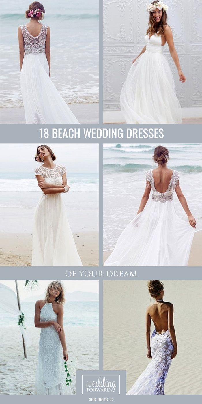 hawaiian wedding dresses simple beach wedding dresses 30 Beach Wedding Dresses Perfect For Destination Weddings