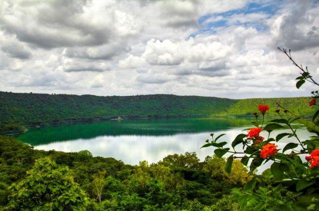 Lonar Crater Lake, Maharashtra