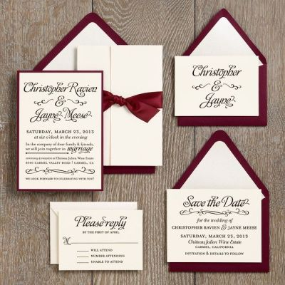 78 Best ideas about Wedding Invitation Wording on ...