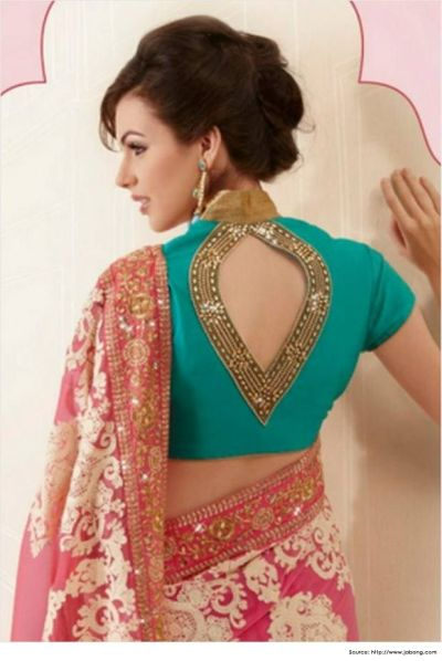 331 best images about blouse/choli on Pinterest   Manish ...