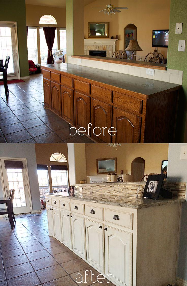 diy kitchen updates diy kitchen cabinets b a kitchen diy antique glaze cabinets kashmir granite glass stone backsplash white glazed
