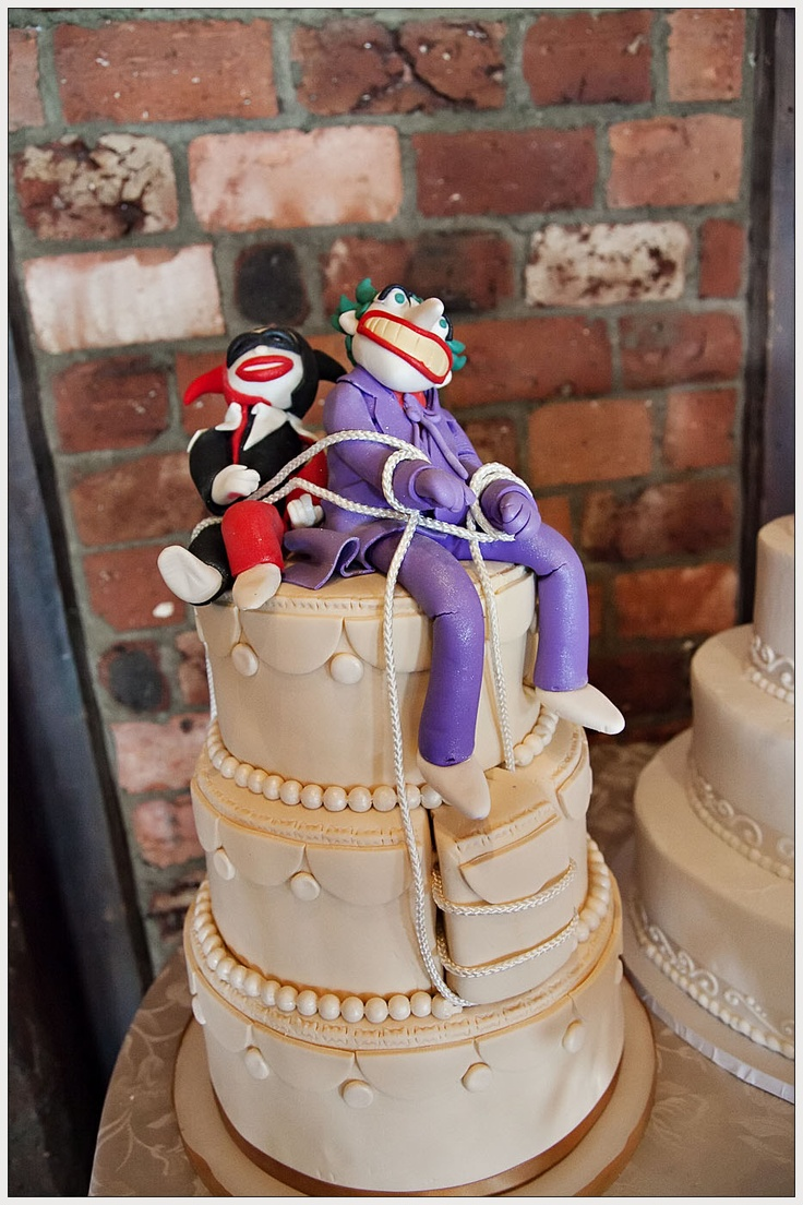 wedding stuff harley quinn wedding ring Joker and Harley Quinn cake for a wedding on Long Island
