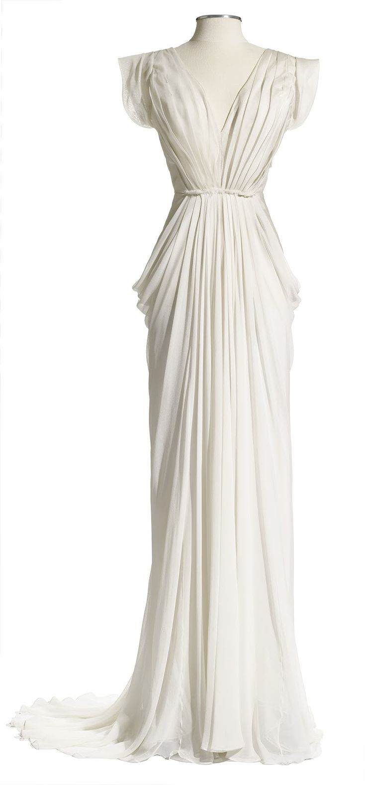 j mendel bridal j mendel wedding dress Find this Pin and more on Gowns Sheath