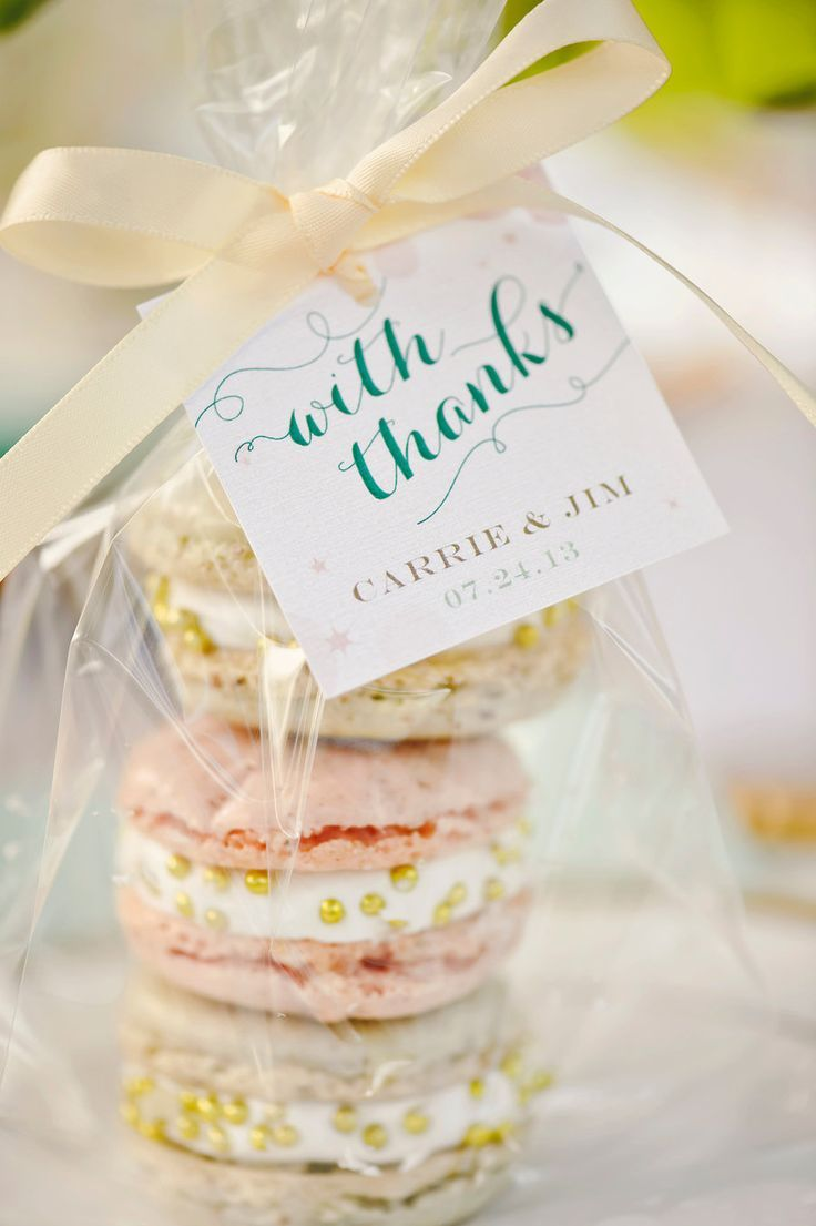 homemade wedding favors wedding giveaways 11 Super Creative Wedding Favor Ideas