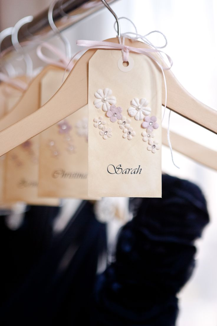 wedding hanger wedding hangers Personalized Bridesmaid Hangers Bridesmaid