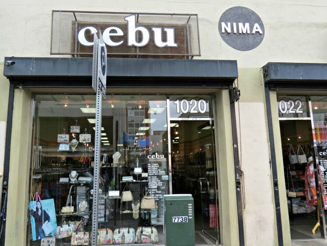 Cebu Is The One Stop Accessories Shop At The Santee Alley