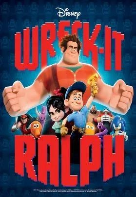 17 Best ideas about Wreck It Ralph Dvd on Pinterest | I movie, Movies and Disney movies