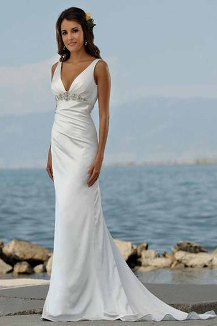possible wedding dresses and my eventual choice simple beach wedding dresses Simple Beach Wedding Dresses The best happiness is all care you give