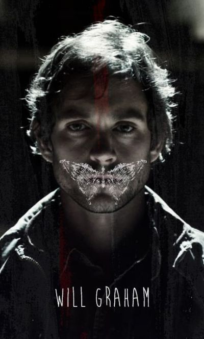 Will Graham - Hannibal   Hannibal   Pinterest   Fanart, Tv series and Hugh dancy