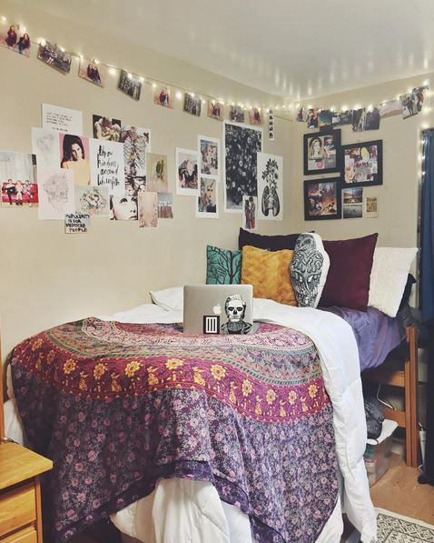 the 10 coolest dorm rooms on instagram furniture ideas