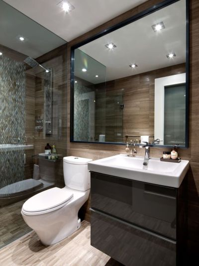 Condo Bathroom designed by Toronto Interior Design Group ...
