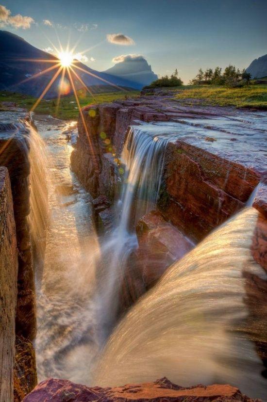 Glacier National Park, Montana: