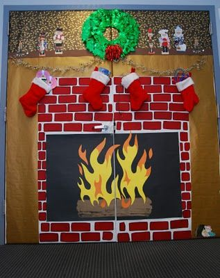 paige seven holiday door decorating contest office decorations for christmas