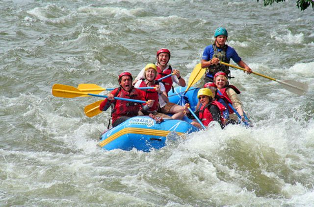 River Rafting.  we are trying this this year  :)