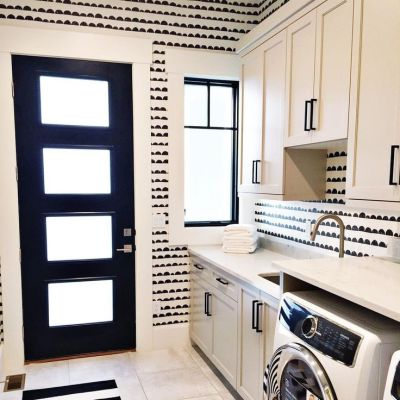 25+ Best Ideas about Laundry Room Wallpaper on Pinterest | Laundry decor, Laundry room art and ...