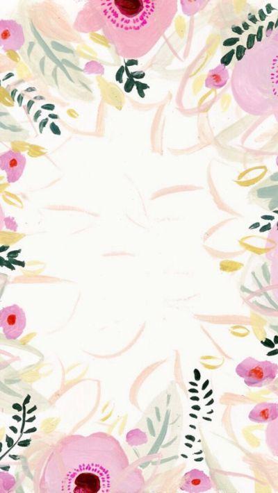 iPhone Wallpaper | iPhone Wallies | Pinterest | Flower, iPhone wallpapers and Flower borders