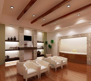 Medical office interiors ideas. #officedecor #architecture ...