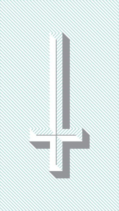 17 Best images about Sign of the Cross on Pinterest | Cross background, Upside down cross and ...