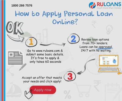 How to apply personal loan online? - Follow this simple ...