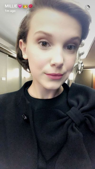 1000+ images about Millie Bobby Brown on Pinterest | It hurts