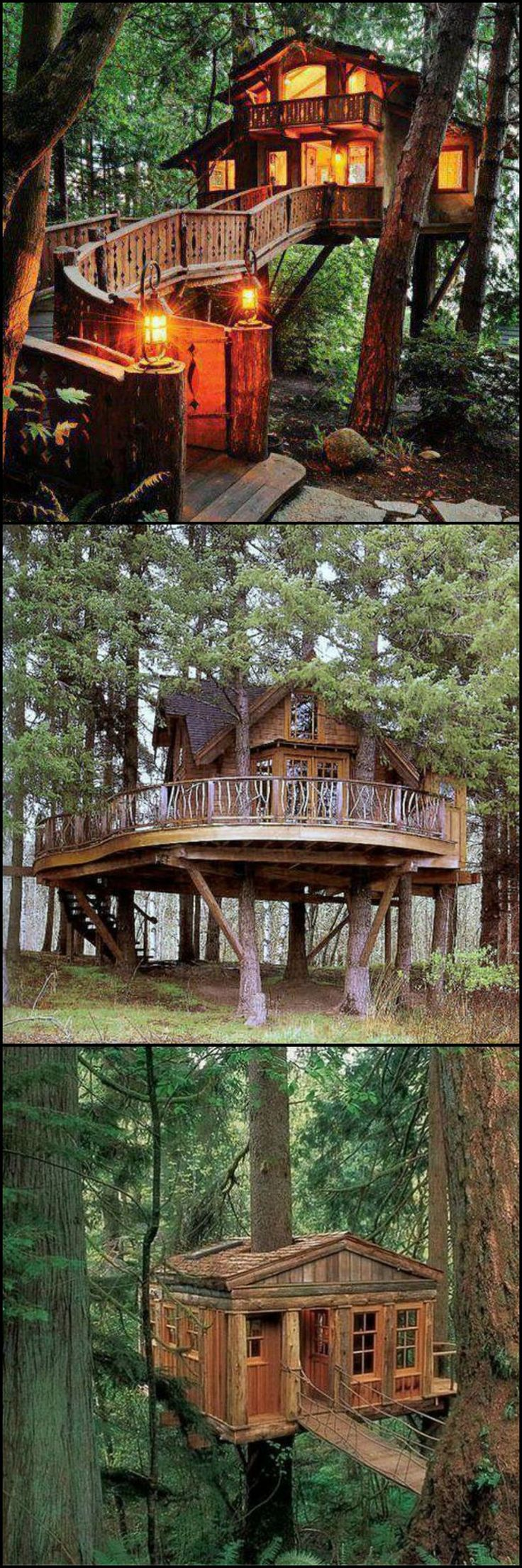 find this pin and more on tree houses s
