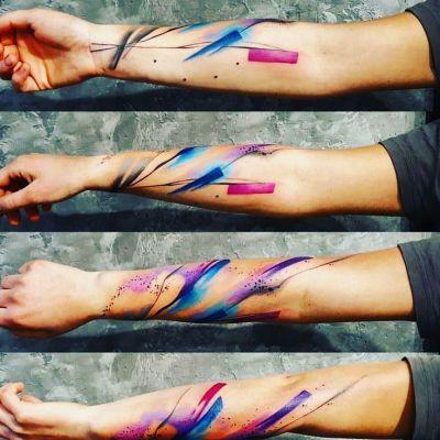 1000+ images about Tatuagem Aquarela on Pinterest | Magic tattoo, Tattoo watercolor and Watercolour