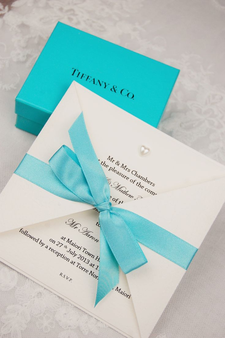 tiffany wedding invitations tiffany blue wedding invitations HipTwist Stationery Barcarolle Collection Luxury Wedding Invitations Stationery with hand tied bow Pearl Heart