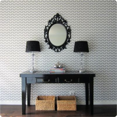 20 best images about Project COVER UP THAT MIRROR! on Pinterest | Removable wall, Wallpapers and ...