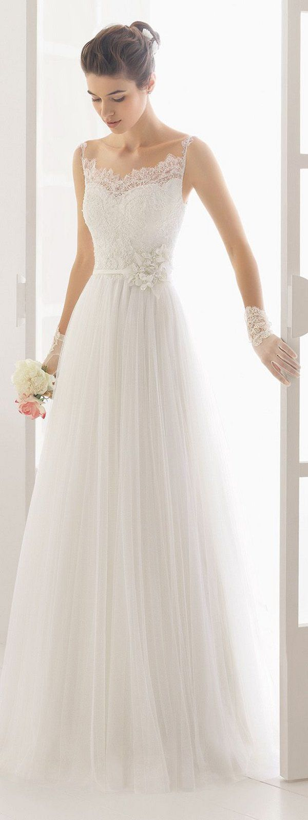 wedding dress simple classy wedding dresses 25 Best Ideas about Wedding Dress Simple on Pinterest Simple wedding gowns Simple classy wedding dress and Lace top wedding gowns